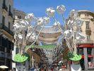 Die Feria in Málaga ist ein bekanntes Volksfest. (Foto)
