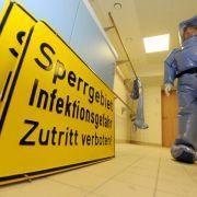 Ebola-Verdacht in Berlin: Auch Kontaktpersonen in Klinik (Foto)