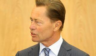 Middelhoff-Prozess: Gribkowsky wird vernommen (Foto)