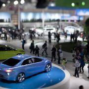 Japanische Autozulieferer müssen in China Rekordstrafe zahlen (Foto)