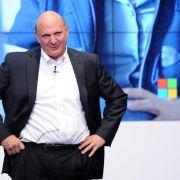 Steve Ballmer verlässt Microsoft (Foto)