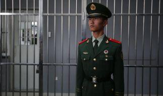 Drei Jahre wartete ein Deutscher in China auf sein Urteil. Nun wurde er zum Tode verurteilt. Aber wird die Strafe auch tatsächlich vollstreckt? (Foto)