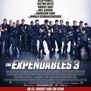 «The Expendables 3» läuft ab dem 21. August 2014 in den deutschen Kinos.