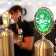 Russland-Krise setzt Brauereigiganten Carlsberg zu. (Foto)