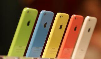 Rekordjagd geht weiter: Apple-Aktie markiert neues Allzeithoch (Foto)