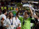 Kann Real Madrid auch in dieser Saison den Champion League Titel holen? (Foto)