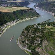 Wärmeprognosen sollen Rhein-Ökosystem schützen (Foto)