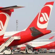 Air Berlin verbessert Ergebnis (Foto)