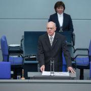 Vor Waffenlieferung rückt Bundestagsbeteiligung in den Fokus (Foto)