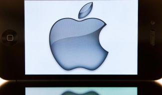 Apple-Aktie markiert neuen Rekord (Foto)