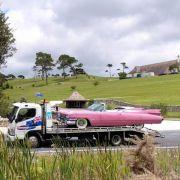 Schlappe für Kim Dotcom: Luxusautos bleiben unter Verschluss (Foto)