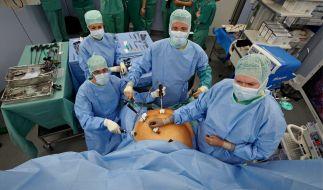 Mit diesem Fund haben die Ärzte in Indien nicht gerechnet. (Foto)