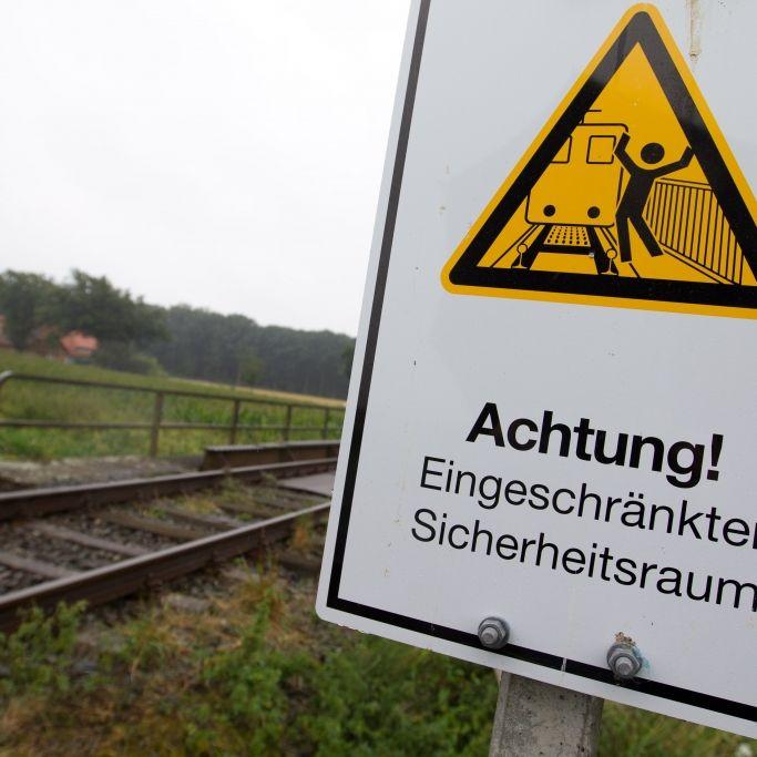 Mann schmeißt sich vor Zug der Ex-Freundin (Foto)