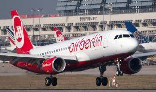 Air Berlin will 2016 wieder profitabel sein (Foto)