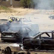 Am 25. Juli 2014 verübten Terroristen in Kirkuk im Norden Iraks ein Bombenattentat.