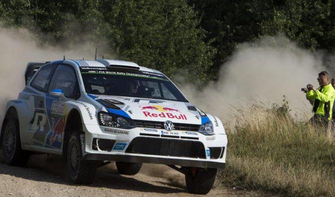 Deutschland-Rallye 2014