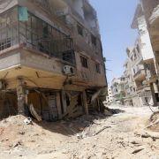 Über 180000 Tote im syrischen Bürgerkrieg (Foto)