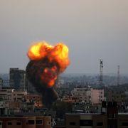 Die israelische Armee liefert sich mit Palästina am 20. August 2014 ein Feuergefecht. Dabei sterben 21 Palästinenser.