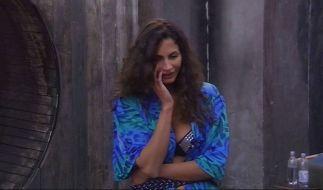 Rauf, runter, rauf, runter: Was klingt, wie Janinas liebstes Hobby, war bittere Wirklichkeit: Janina landete immer wieder im Big-Brother-Keller. (Foto)