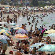 Reisebranche: Urlaubsziel Griechenland erlebt Renaissance (Foto)