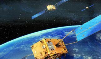 Neue Galileo-Satelliten in falscher Umlaufbahn (Foto)