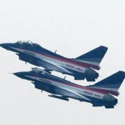 Chinesischer Kampfjet provozierte US-Militärflugzeug (Foto)