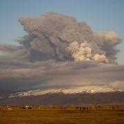 Flugverbot nach Lava-Eruption auf Island (Foto)