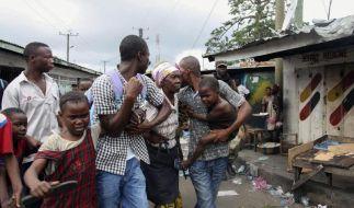 Sierra Leone will Verstecken von Ebola-Kranken bestrafen (Foto)
