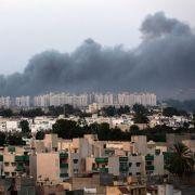 Islamisten erobern Flughafen vonTripolis (Foto)