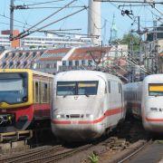 Bahn vor harten Auseinandersetzungen mit Gewerkschaften (Foto)