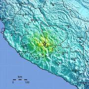 Schweres Erdbeben erschüttert Peru (Foto)