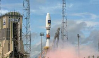 Schicksal der Galileo-Satelliten unklar (Foto)