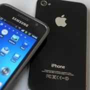 iPhone verbrennt britischen Busen (Foto)