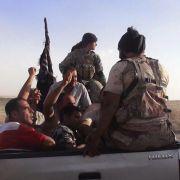 IS-Terrormiliz zieht immer mehr Kämpfer an (Foto)
