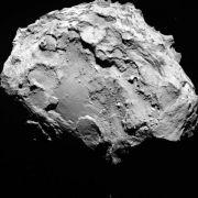 Fünf potenzielle Landeplätze für «Rosetta»-Landegerät (Foto)