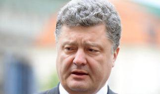 Vor Krisengipfel: Ukrainisches Parlament aufgelöst (Foto)