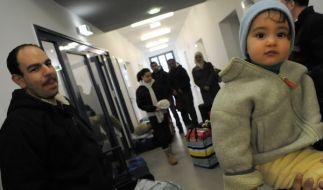 CDU-Politiker fordert Deutsche auf, Flüchtlinge im Privathaushalt zu beherbergen. (Foto)