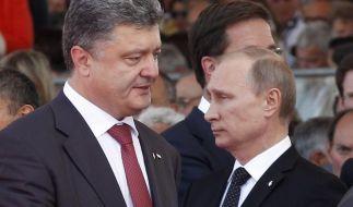 Ukraine-Krisengipfel in Weißrussland (Foto)