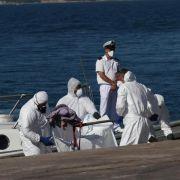 UN: Über 300 tote Bootsflüchtlinge in fünf Tagen (Foto)