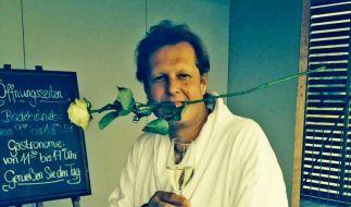 Jens Büchner will als Partysänger auf Malle Karriere machen. (Foto)