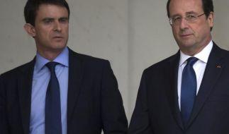 Hollande will ein Kabinett der Einheit (Foto)