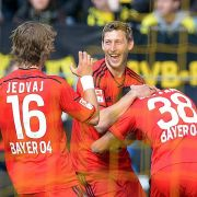 Leverkusen vs. Kopenhagen live in TV, Stream und Ticker (Foto)