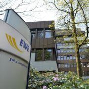Gewinn bei EWE bricht um fast 90 Prozent ein (Foto)