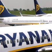 Ryanair wirbt mit Business-Tickets um Geschäftsreisende (Foto)