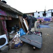 Gesetz gegen «Armutsmigration» auf dem Weg (Foto)