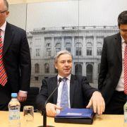 Berlins SPD vor Mitgliederentscheid über Wowereit-Nachfolge (Foto)