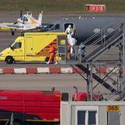 Hamburger Ärzte wollen Ebola-kranken WHO-Experten retten (Foto)