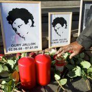 Bundesgerichtshof prüft Urteil zum Tod von Oury Jalloh (Foto)