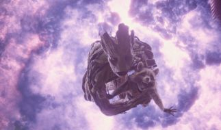 Jetzt schon die Lieblinge der Kinogänger: Groot und Rocket. (Foto)