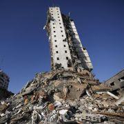 Palästinenser drohen Israel: Rückzug oder Strafgericht (Foto)